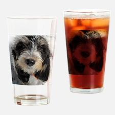 GBGV Puppy Drinking Glass