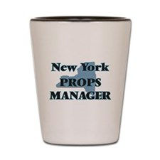 New York Props Manager Shot Glass