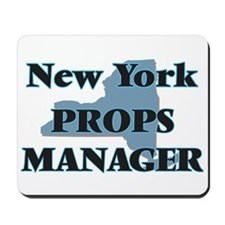 New York Props Manager Mousepad
