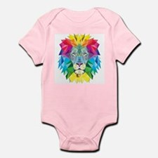 Rainbow Lion Body Suit
