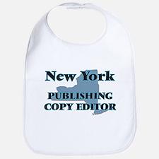 New York Publishing Copy Editor Bib