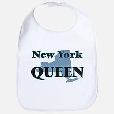 New York Queen Bib