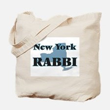 New York Rabbi Tote Bag