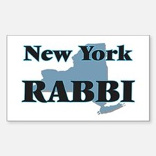 New York Rabbi Decal