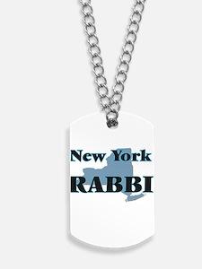 New York Rabbi Dog Tags