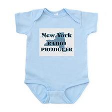 New York Radio Producer Body Suit
