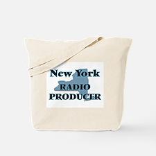 New York Radio Producer Tote Bag