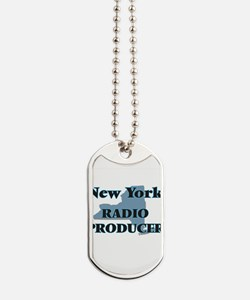 New York Radio Producer Dog Tags