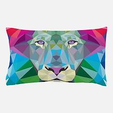 Rainbow Lion Pillow Case