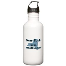 New York Real Estate A Water Bottle