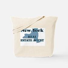 New York Real Estate Agent Tote Bag