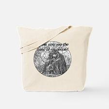 Song Ape Tote Bag