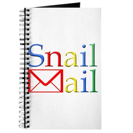 Snail Mail Journal