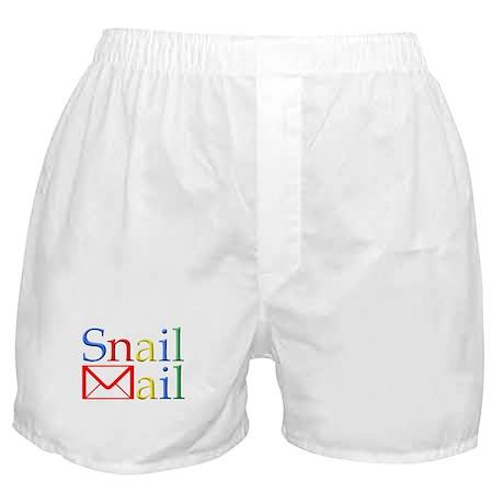 Snail Mail Boxer Shorts