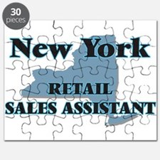 New York Retail Sales Assistant Puzzle
