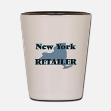 New York Retailer Shot Glass