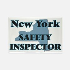 New York Safety Inspector Magnets
