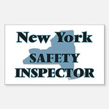 New York Safety Inspector Decal