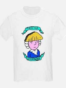 Taco Meat Tacoma Washi T-Shirt