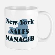 New York Sales Manager Mugs