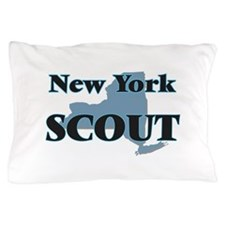 New York Scout Pillow Case