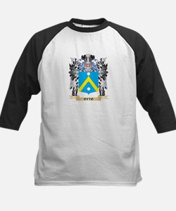 Otto Coat of Arms - Family Crest Baseball Jersey