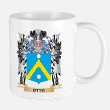 Otto Coat of Arms - Family Crest Mugs