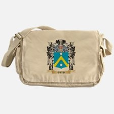 Otto Coat of Arms - Family Crest Messenger Bag