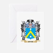 Otto Coat of Arms - Family Crest Greeting Cards