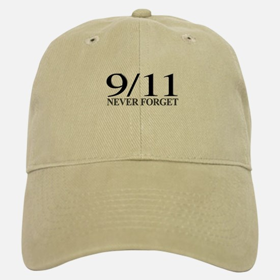 9/11 Never Forget Baseball Baseball Cap