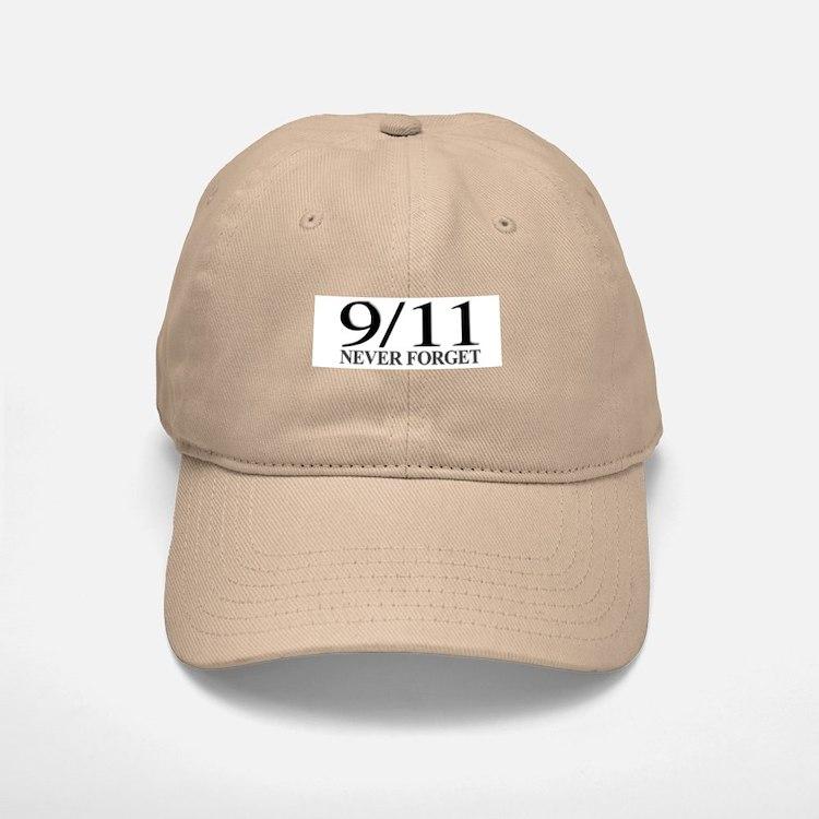 9/11 Never Forget Baseball Baseball Cap