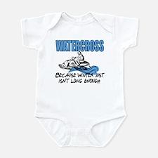 Watercross - Winter Infant Bodysuit