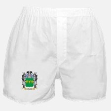 Owen Coat of Arms - Family Crest Boxer Shorts