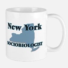 New York Sociobiologist Mugs