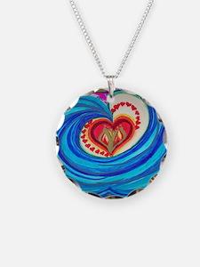 Ocean Lotus Necklace