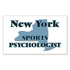 New York Sports Psychologist Decal