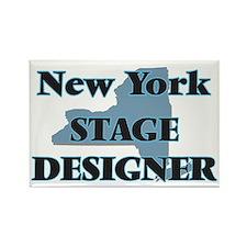 New York Stage Designer Magnets