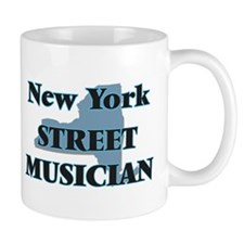 New York Street Musician Mugs