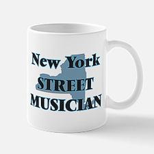 New York Street Musician Mugs