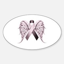 Funny Remembrance Sticker (Oval)