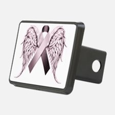 Cute Wings Rectangular Hitch Cover