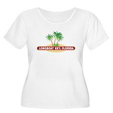 Longboat Key Palms - T-Shirt