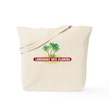 Longboat Key Palms - Tote or Beach Bag