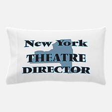 New York Theatre Director Pillow Case