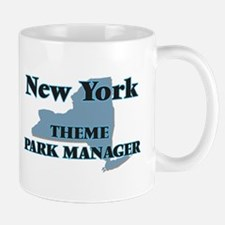 New York Theme Park Manager Mugs