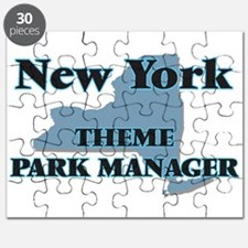 New York Theme Park Manager Puzzle