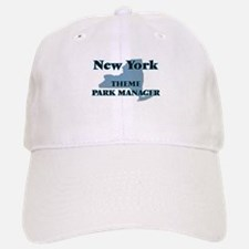 New York Theme Park Manager Baseball Baseball Cap