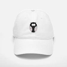 Halloween Owl Baseball Baseball Cap