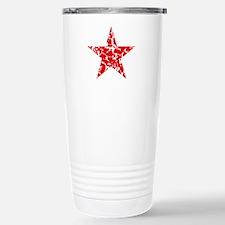 Red Star Vintage Travel Mug