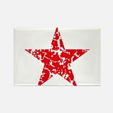 Red Star Vintage Magnets